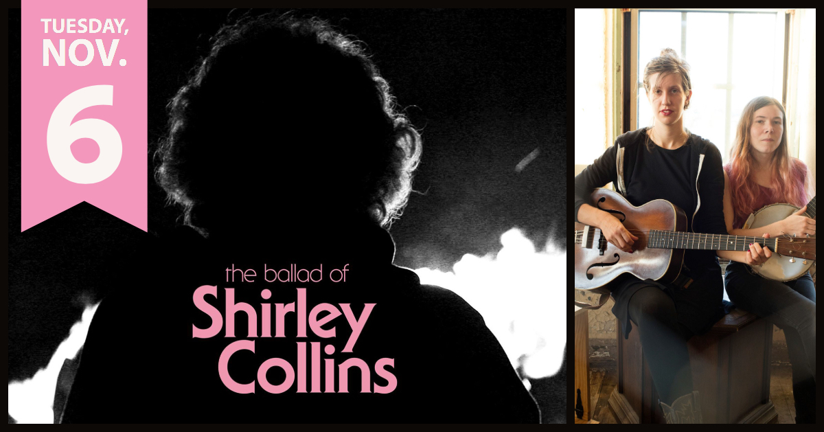 Ballad of Shirley Collins Movie Poster