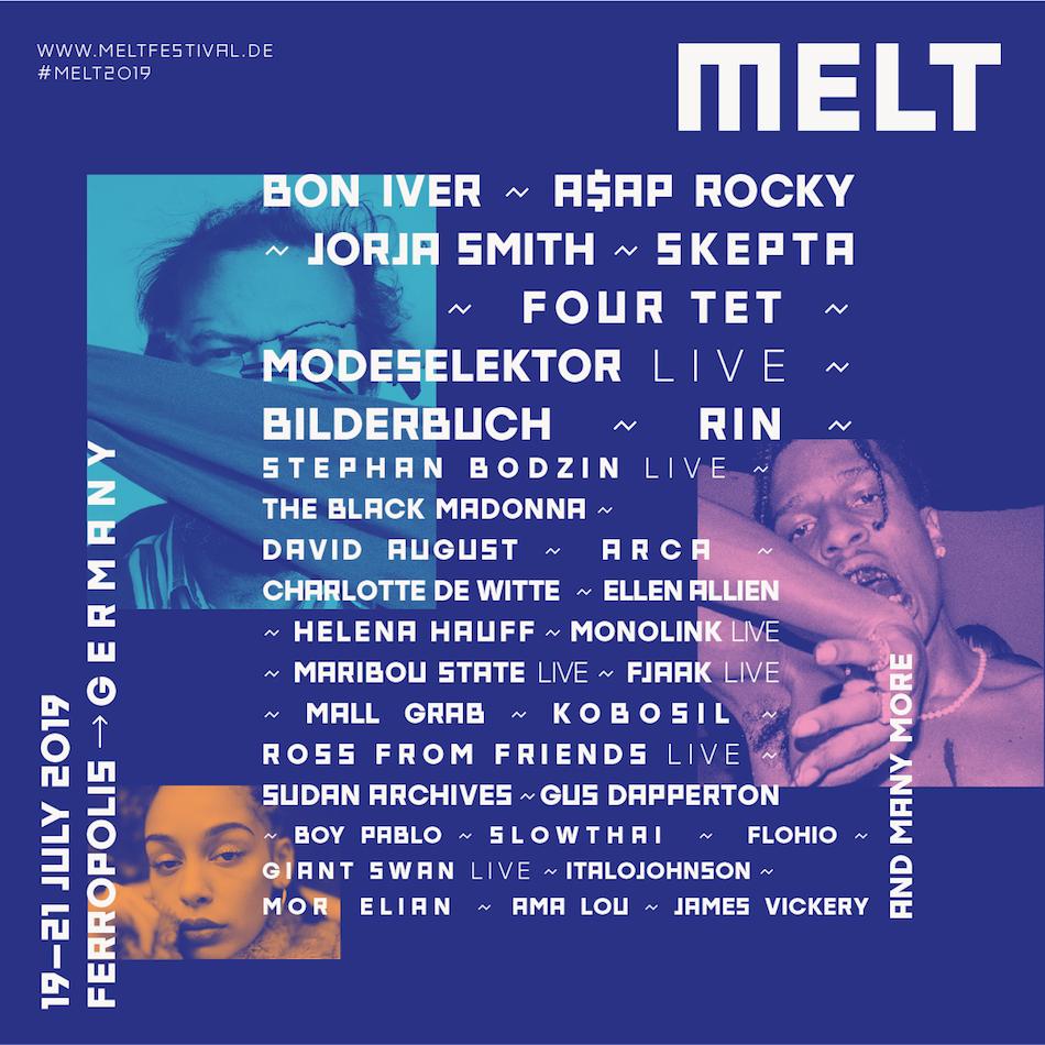 Melt! 2019 Fe88ef8f-fe56-479d-b583-4a5684543e34