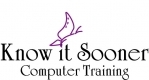 Know It Sooner Computer Training