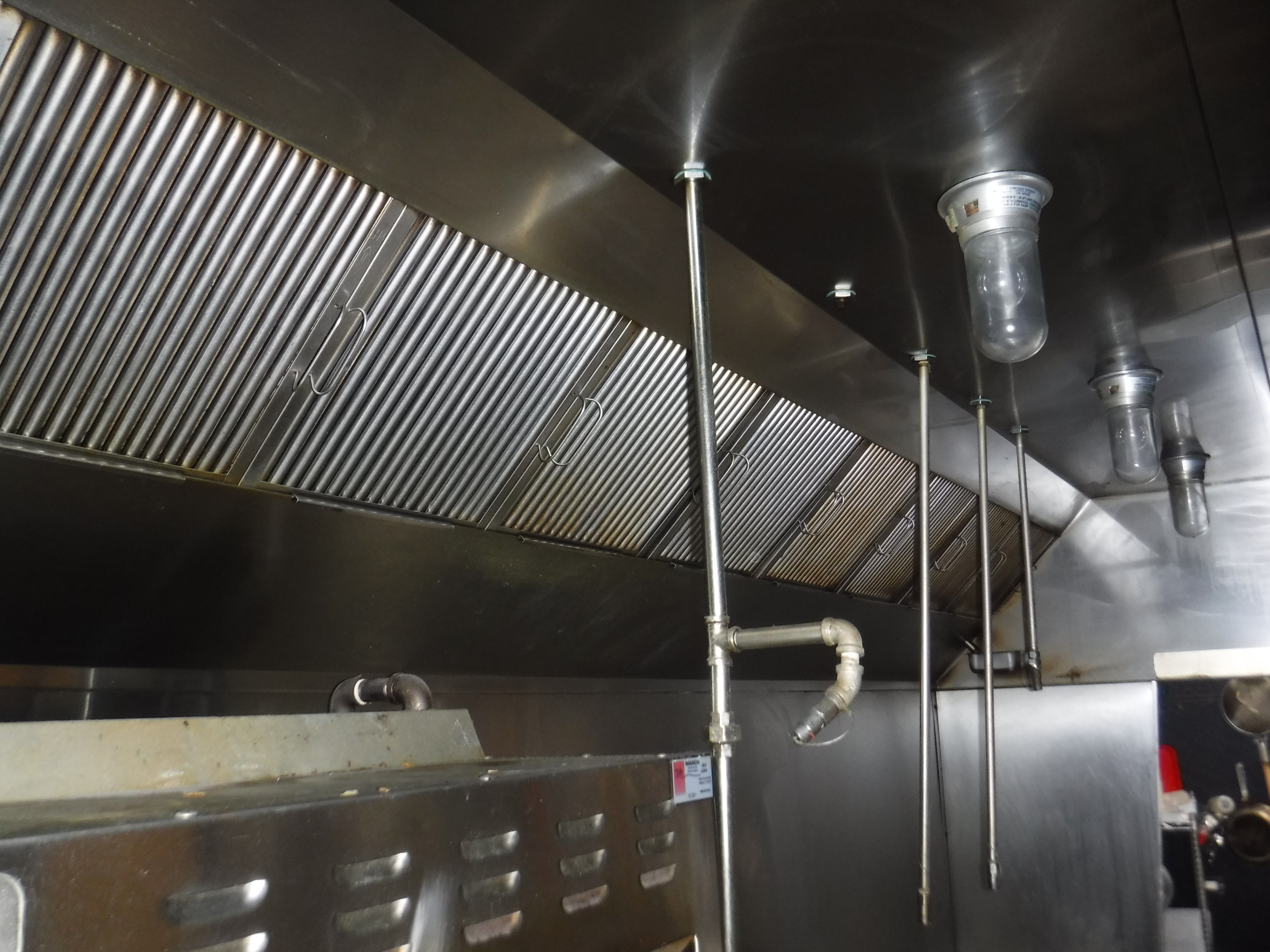 Kitchen Vents