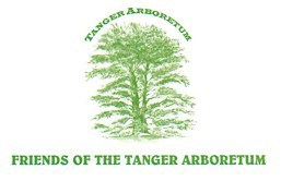 Logo of the Friends of the Tanger                                                           Arboretum.