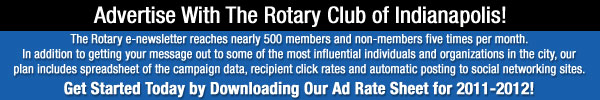 Advertise with Rotary!