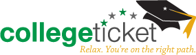 CollegeTicket: Relax. You're on the right path.