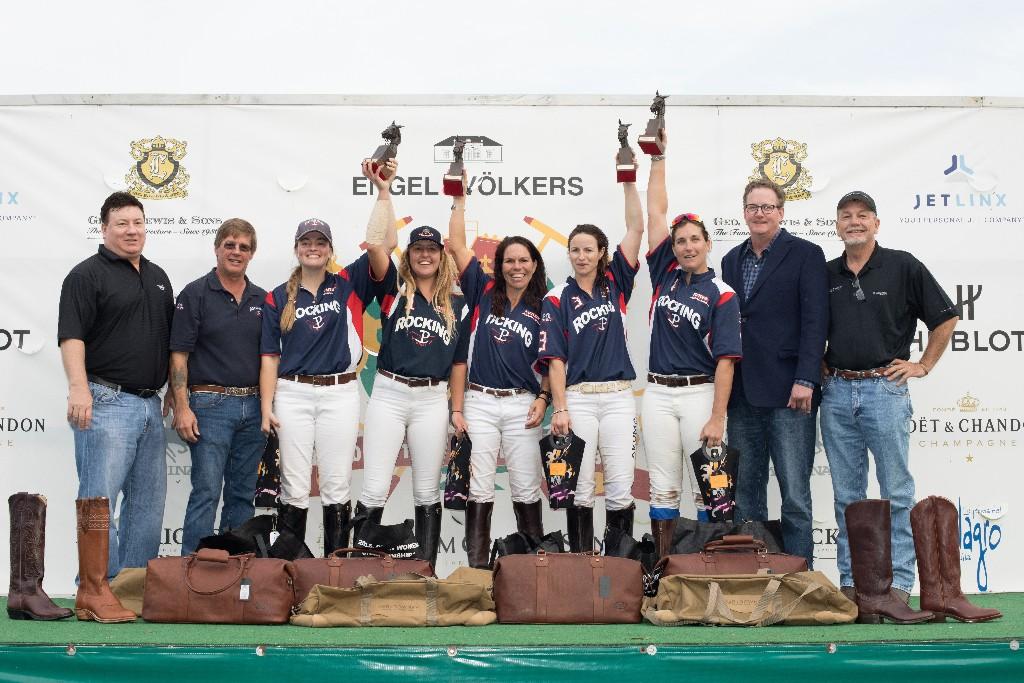 2017 U.S. Open Women's Polo Championship® Tournament Final