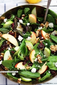 http://lecremedelacrumb.com/2014/10/apple-cranberry-walnut-salad.html