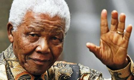 Nelson Mandela - Peace Man (Credit: BBC)