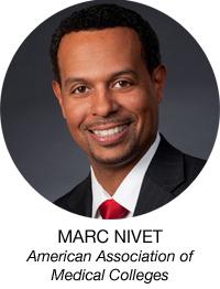 Marc Nivet, American Association of Medical Colleges