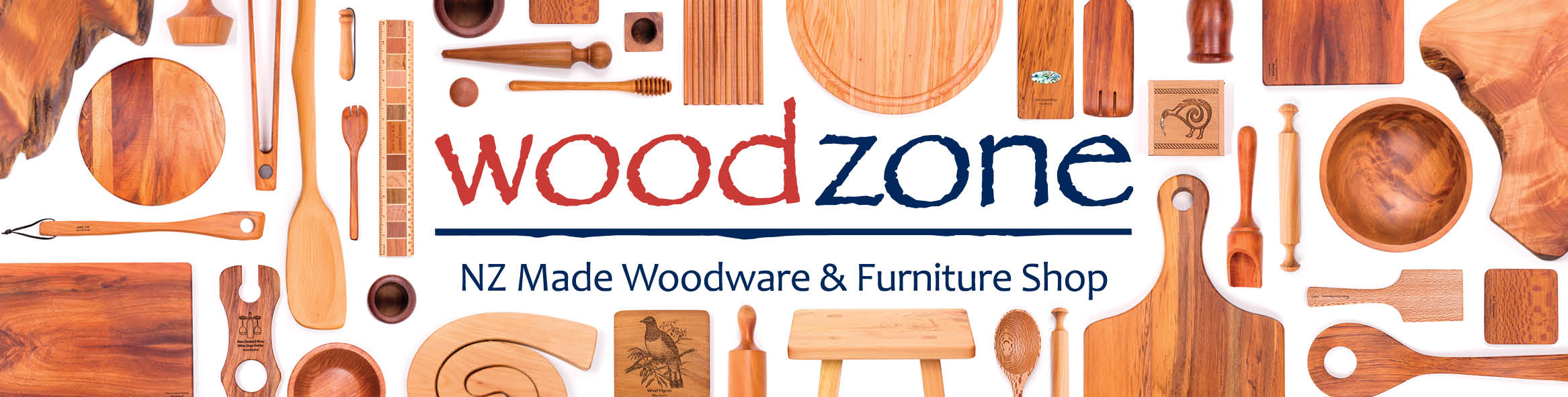 Woodzone - NZ Made Woodware & Furniture Shop