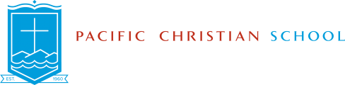 Pacific Christian School logo