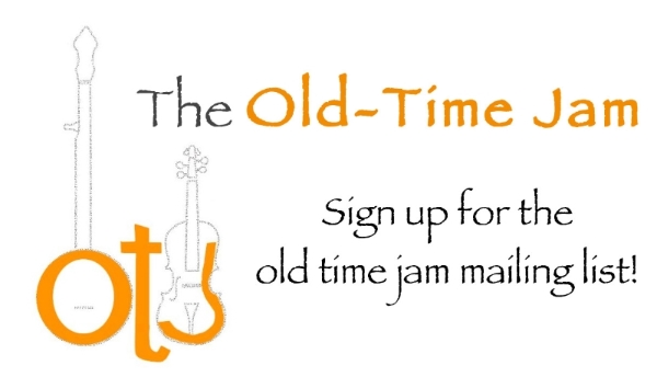 The Old Time Jam Mailing List