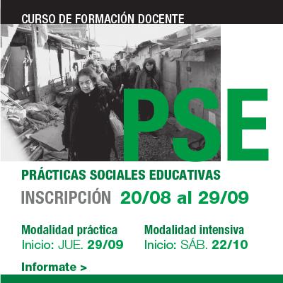 PRÁCTICAS SOCIALES EDUCATIVAS