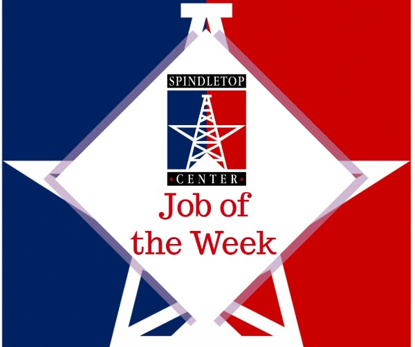 Spindletop Center Job of the Week