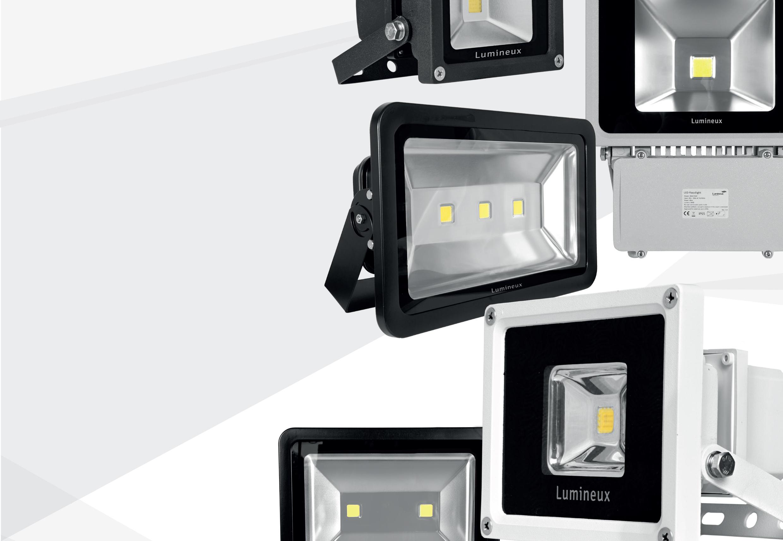 High Powered LED Floodlights
