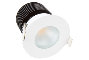 Fixed complete downlight module