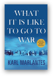 What It Is Like To Go To War- Karl Mariantes