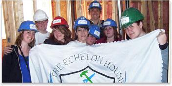 The Echelon House Volunteers