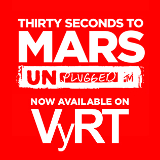 MTV Unplugged on VyRT