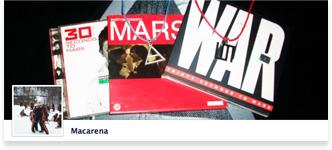 MARS Facebook Timeline Cover
