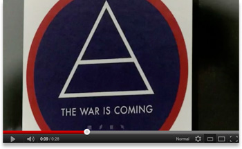 THE WAR IS COMING Playlist