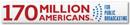 170 million americans
