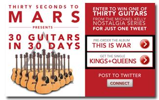 30 Guitars in 30 Days
