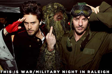 Mars TIW/Military Night