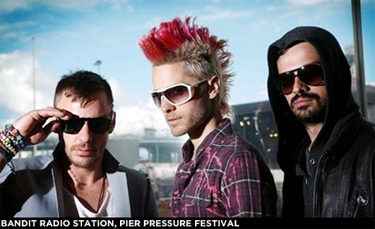 Bandit Radio - Pier Pressure Festival