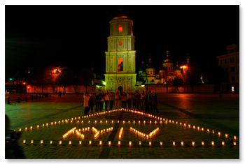 candlelight - Ukraine