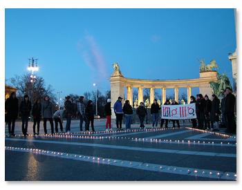 candlelight - Budapest
