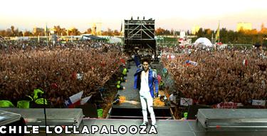 Chile Lollapalooza