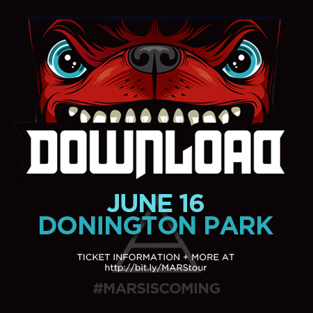 #MARSISCOMING