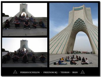 Iran Triad
