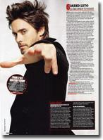 Jared in Kerrang!