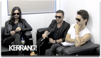 Kerrang! Podcast with Thirty Seconds To Mars