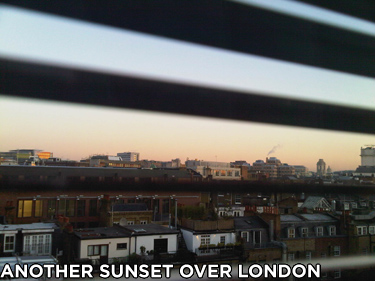 Another Sunset Over London