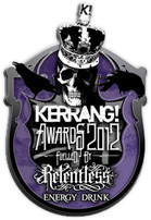 KERRANG! Awards 2012