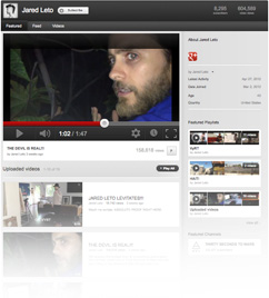 Jared's Official YouTube Channel