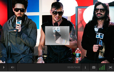 Thirty Seconds To Mars: State of the Union live chat