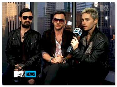 MTV NEWs Extended Play: Thirty Seconds to Mars