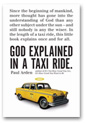 Paul Arden - God Explained In A Taxi Ride