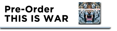 Pre-Order This Is War