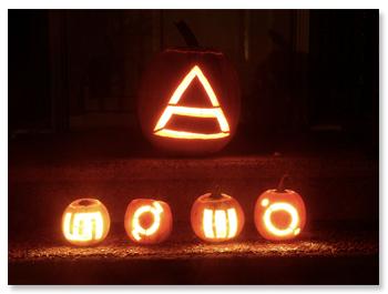 candlelight - Pumpkin