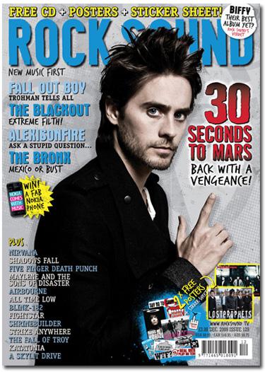 RockSound Cover