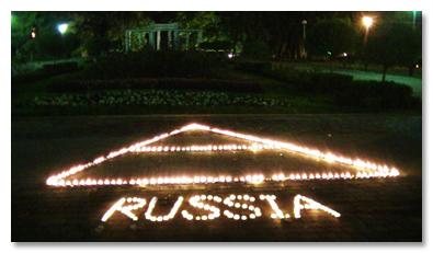 Russia Triad