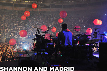 Shannon and Madrid