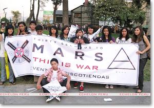 Transmissions Officielles de MARS Tgax27