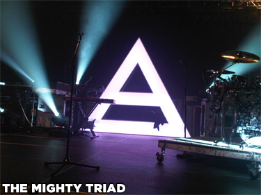 mighty triad