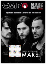 MARS in EMP More Music Magazine