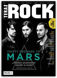 MARS in Teraz Rock Poland