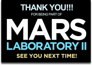 VyRT: THE MARS LAB PART II